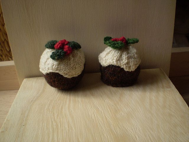 Knitting Pattern Christmas Pudding Ferrero Rocher : Pin by Susan Clevenger on Crafts Pinterest