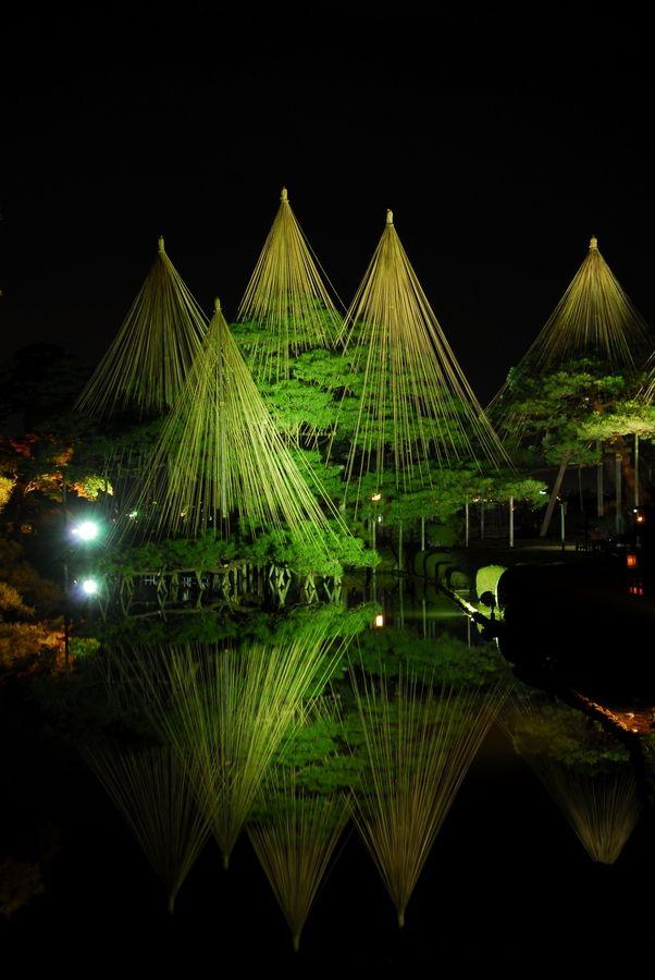 Kenrokuen garden, Kanazawa, Japan  Favorite Places & Spaces  Pinter…