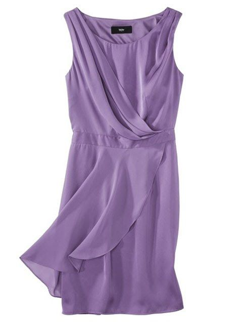 Pantone Color of the Year 2014: Orchid Clothes - dress from Target
