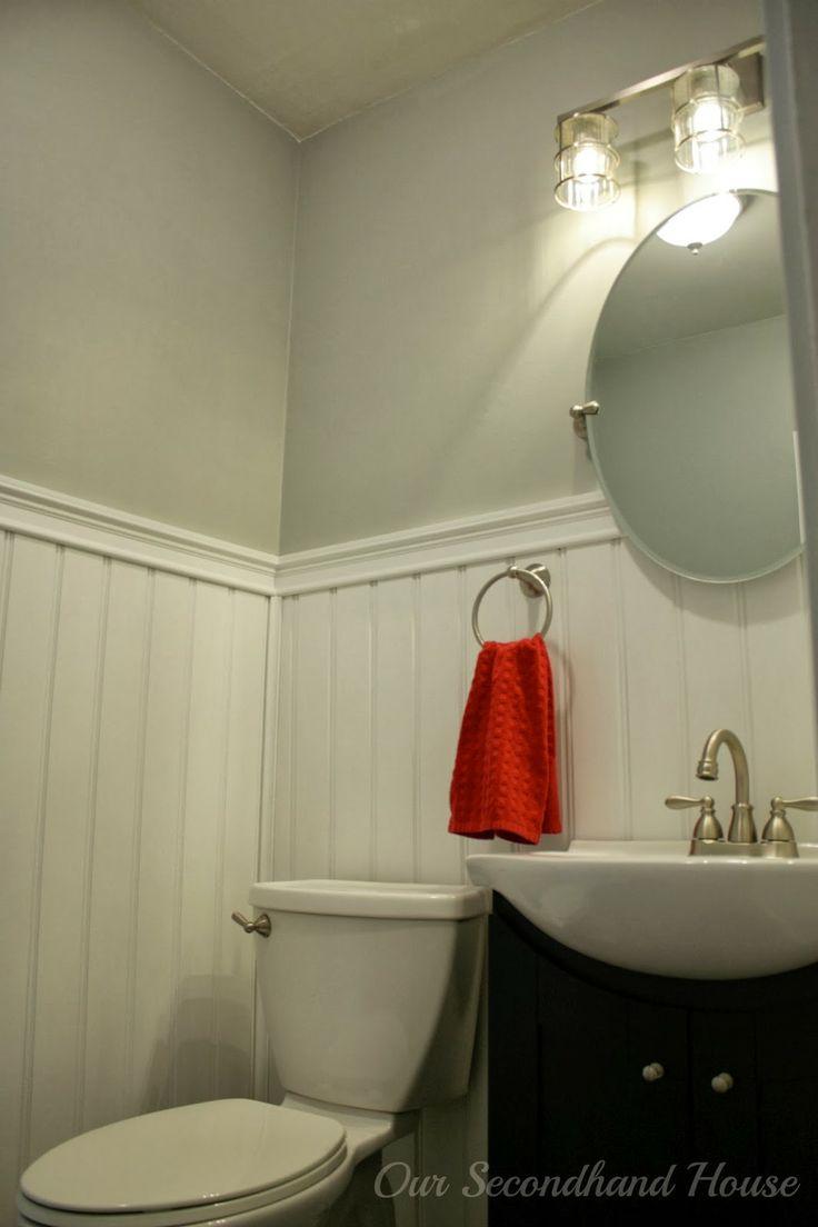 Powder Room Makeover Glamorous Of Powder Room Makeover | Home  Bathroom | Pinterest Images