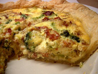 ... bacon and swiss quiche bacon quiche tarts zucchini bacon and gruyere