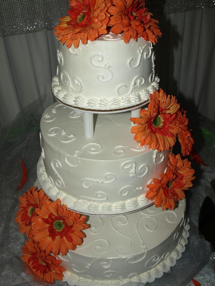 Wedding Cake Wedding Cakes Pinterest