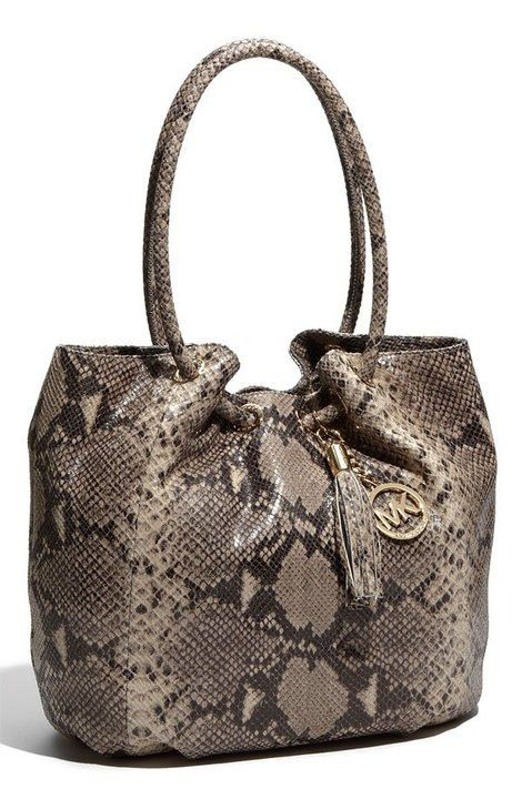 michael kors snake skin purse car interior design. Black Bedroom Furniture Sets. Home Design Ideas