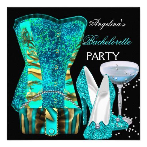 Black Bridal Shower Invitations was luxury invitations design