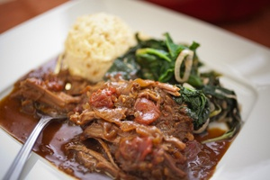 Diabetes-friendly: CIA's Beef Braised in Beer and Onions with Caraway ...
