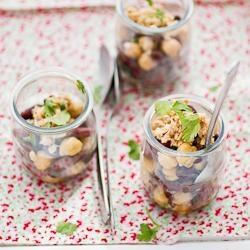159288 - Bean Salmon Salad | Yum! | Pinterest