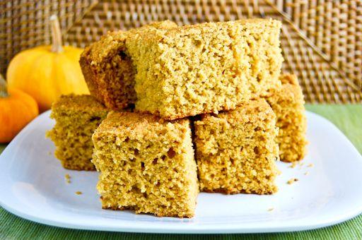 Pumpkin Cornbread | Recipes to try | Pinterest