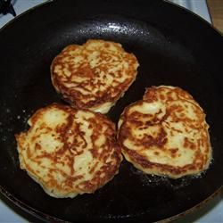 ... Boxty on the griddle, Boxty on the pan; if you can't make boxty, you