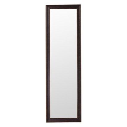 Mcs Industries Over The Door Mirror Bronze