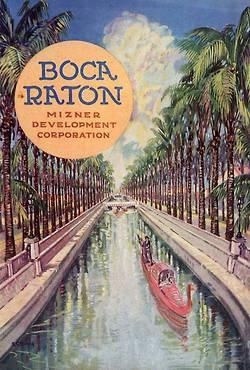 Boca Raton, 1925.