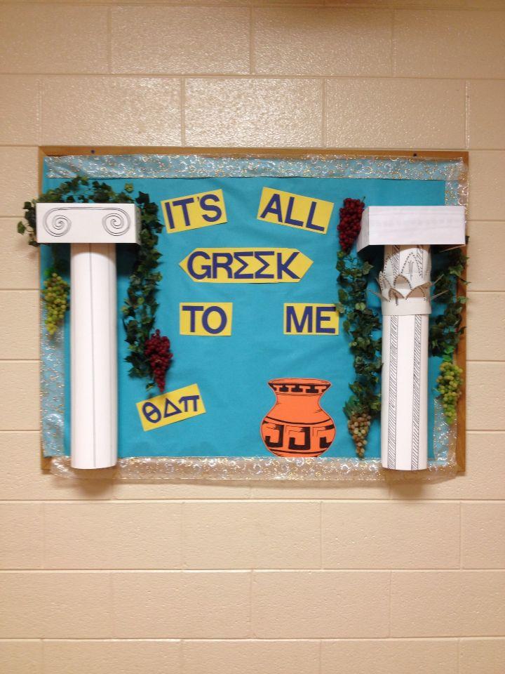 Grad poster board ideas