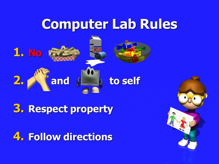 basic computer etiquette Proper internet etiquette email, social media, and texting guidelines by debby mayne updated 12/28/17 share this is unfortunate and may create problems if we don't learn a few basic rules internet etiquette, also known as netiquette, is essential in a civilized work environment.