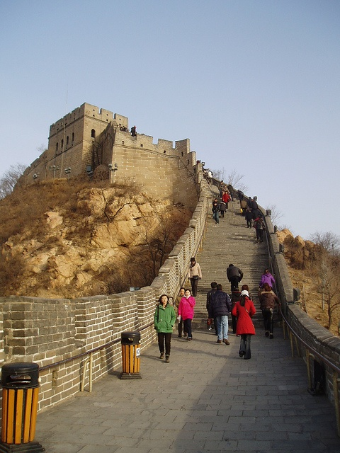 special china great wall introduction