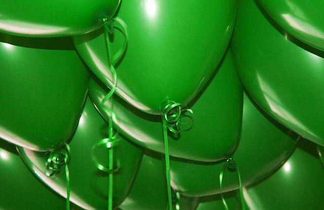 Green Balloons - Green Balloons