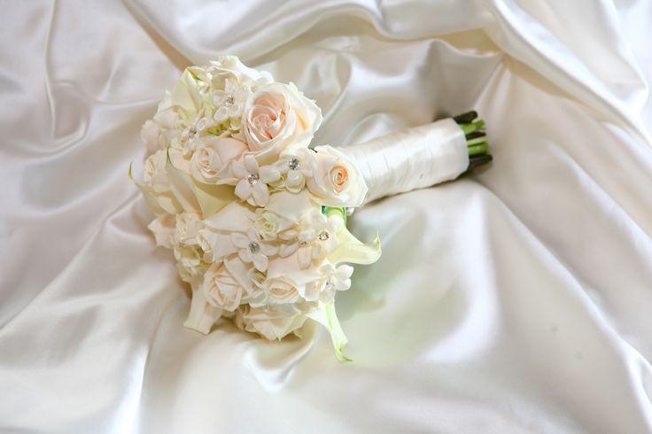 Wedding Flowers Long Island Hydrangea Created By Long Island Wedding Florist Bella Flowers