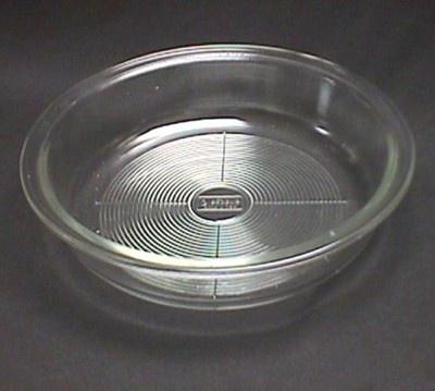Glasbake Clear Glass Baking Dish