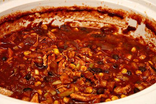 "Chicken & Black Bean Chili, Chicken Spaghetti, Baked Ziti from ""it&#..."