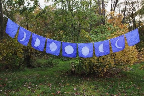 moon flags