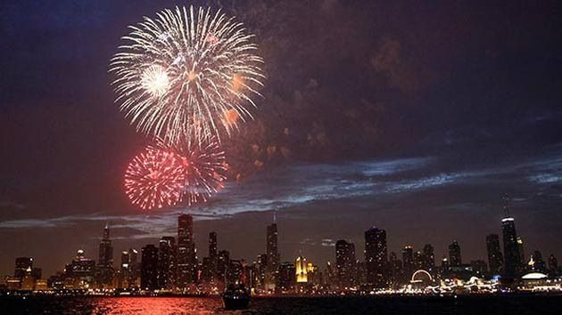 chicago fourth of july crime