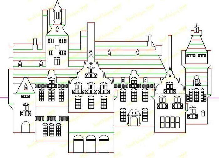 Kirigami Architecture Patterns