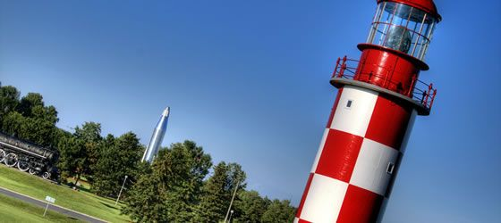 Lighthouse Tours - Join us for daily visits inside the Museum's iconic lighthouse (Summer 2012)
