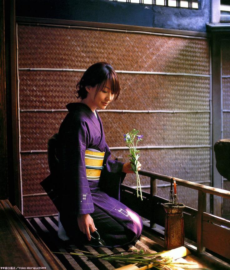 Moriguchi Japan  City new picture : yoko moriguchi japan kimono | Kimono