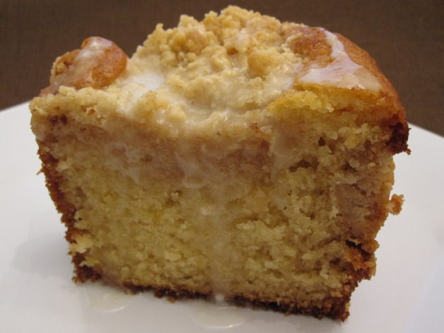 Meyer Lemon Coffee Cake | Cookies-Candies-Cakes | Pinterest