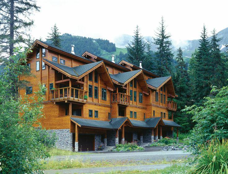 Alaska F Dream Home Pinterest