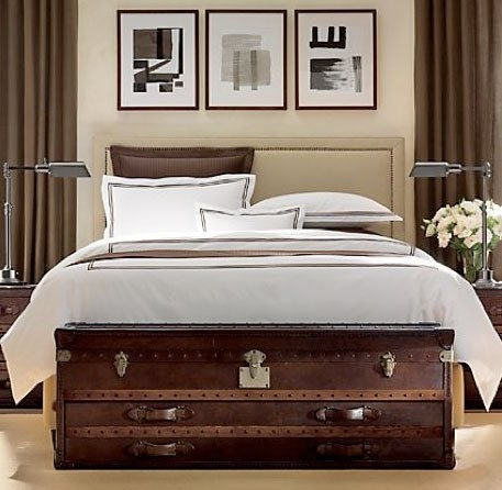 Trunk Storage For Bedroom My Future Home Pinterest