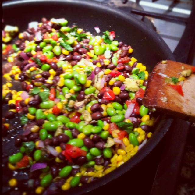 Southwestern Salad! | Recipes...Salads | Pinterest