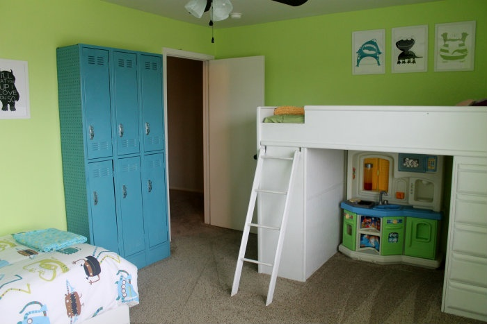 cute with lockers in bedroom boys room ideas pinterest