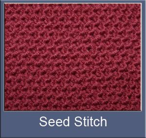Knitting Double Seed Stitch In The Round : Seed Stitch Create Pinterest