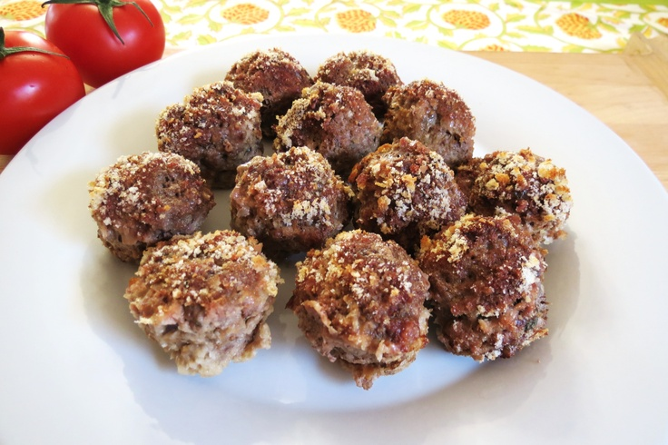 Homemade Italian Meatballs | Recipe
