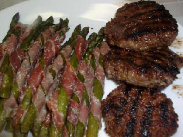 Roasted Prosciutto-Wrapped Asparagus | Recipe