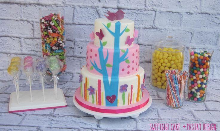 Baby Shower SweetGiGi Cake + Pastry Design Portland, Oregon ...