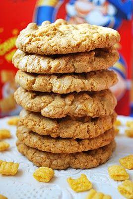 Cap'n Crunch Cookies | Delectable Recipes & Eats | Pinterest