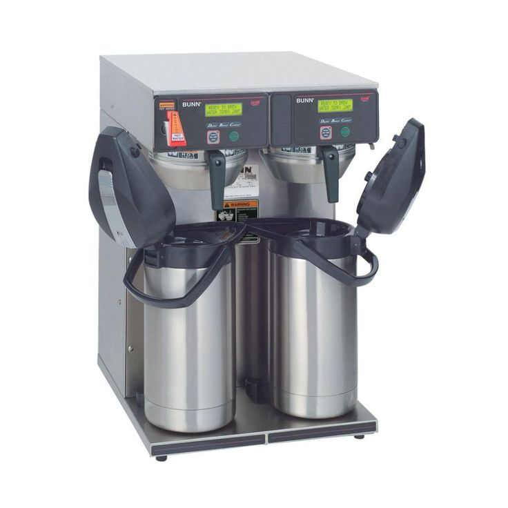 Bunn Axiom APS Twin Airpot Coffee Brewer 120/240V (Bunn 38700.0013)