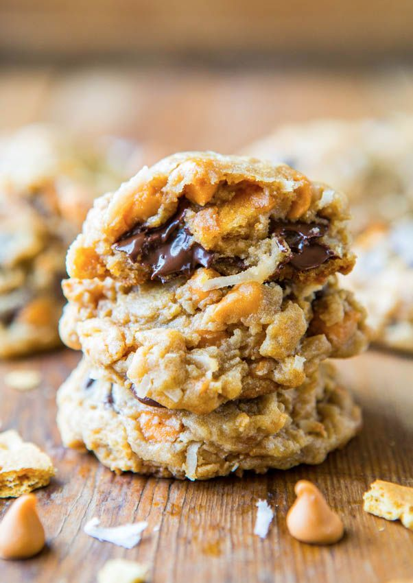 Soft and Chewy Seven Layer Magic Bar Cookies | Recipe