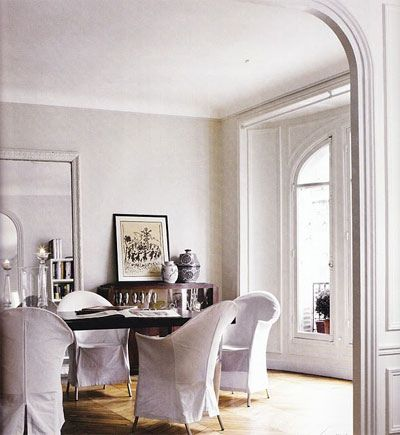 Living Room on Living Room   Parisian Interiors
