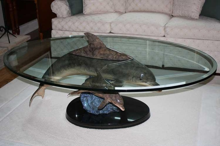 above and below dolphin table. Black Bedroom Furniture Sets. Home Design Ideas