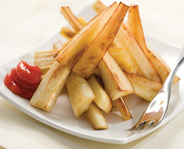 parsnip fries | Food | Pinterest