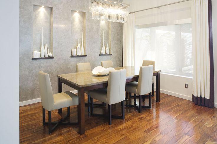 Abbie Cornish showcases lavish dining room amp idyllic life