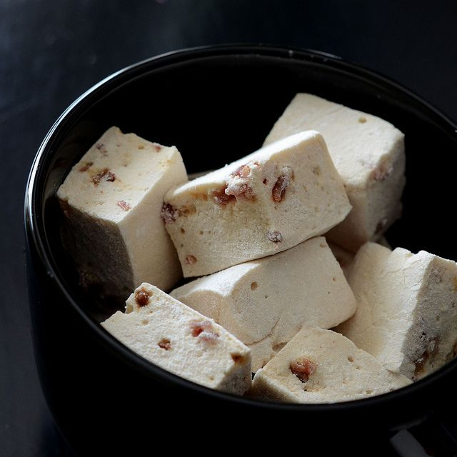 maple bacon marshmallows | Candy Recipes | Pinterest
