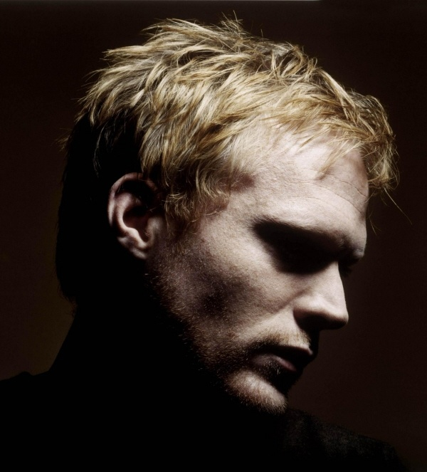 Paul Bettany. As a redhead, I have a thing for redheads.