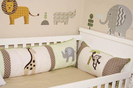 Kit Berço para decorar quarto de bebê30