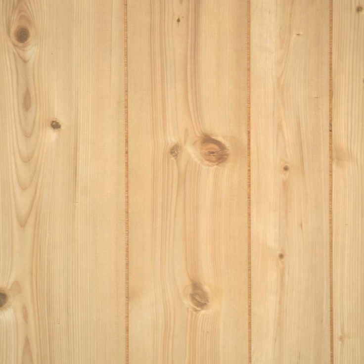 Rustic Pine Plywood Paneling 9 Groove