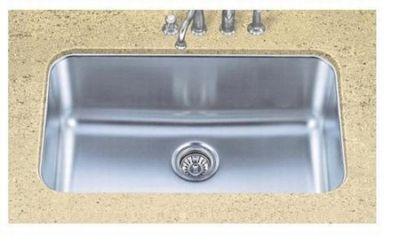 Legend S10U Very Large Single Bowl Kitchen Sink 10 Deep