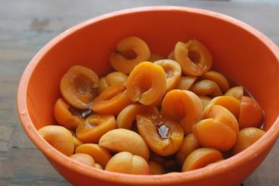Honey Vanilla Roasted Apricot Butter   FM   Pinterest