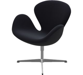 Swan Chair - Arne Jacobsen, Fritz Hansen
