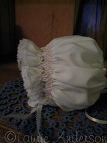 How do I make a smocked baby bonnet? - Yahoo Answers